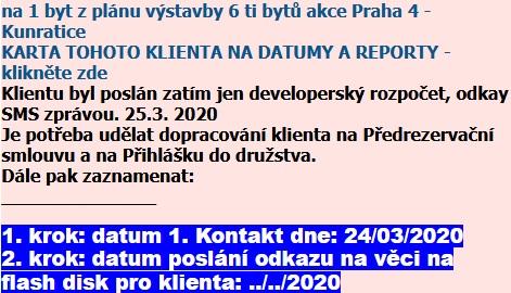 OBSAZOVÁK - Kunratice